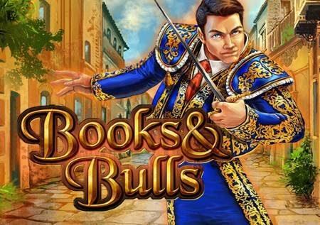 Books and Bulls – tunakuleta katika ngumi za ng'ombe kwenye sloti mpya!