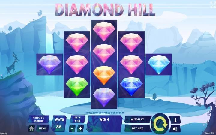 Diamond Hill, Bonasi ya Kasino Mtandaoni