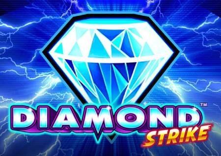 Diamond Strike – hisi nguvu ya jakpoti nne!