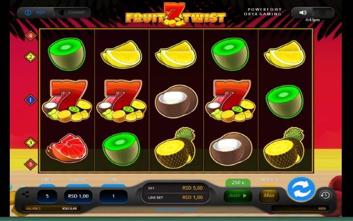 Fruit 7 Twist