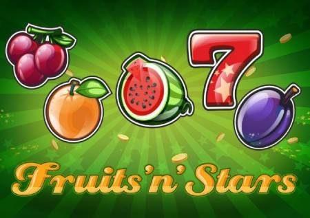 Fruits n Stars – gusa nyota ukiwa na vifaa vya matunda!