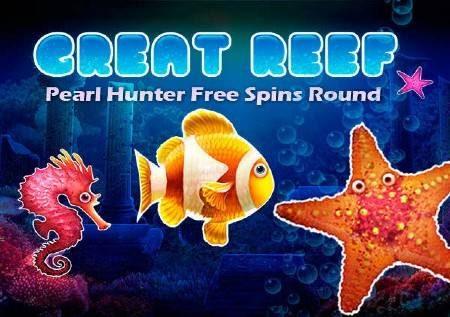 Great Reef – tengeneza ushindi wa tunu katika sloti ya video