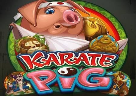 Karate Pig – kasino ya wazimu ya onesho katika gemu kubwa ya video!