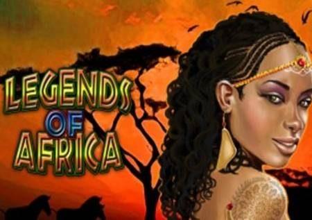 Legends of Africa – Afrika inakuletea vidokezo vya bonasi!