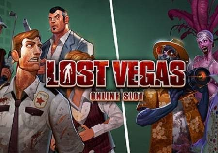 Lost Vegas – apocalypse wa kasino katika sloti mpya ya video!