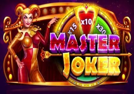 Master Joker – jokeri ambaye anaonesha kitufe cha furaha!