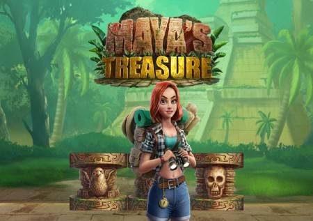 Maya's Treasure – utajiri wa Eldorado katika sloti mpya ya video!