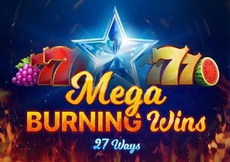 Mega Burning Wins: 27 ways – miti ya matunda inaleta bonasi!