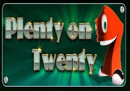 Plenty on Twenty – rangi zimejaa na matunda ya burudani katika gemu ya kasino!