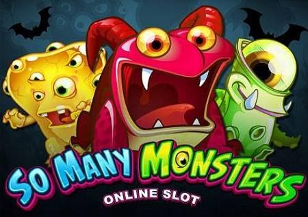 So Many Monsters – raha inakusubiri uianzishe!