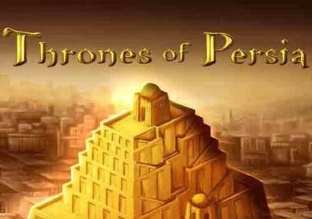 Thrones of Persia – ingia katika dunia ya bonasi zenye nguvu kubwa!