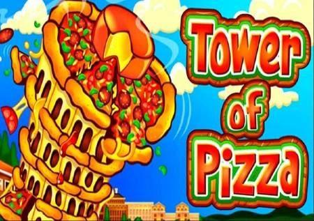Tower of Pizza – sloti yenye bonasi za thamani kubwa na jakpoti!