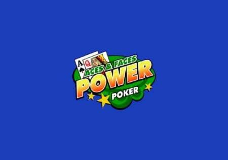 Aces and Faces Power Poker – muundo mpya wa burudani ya kasino