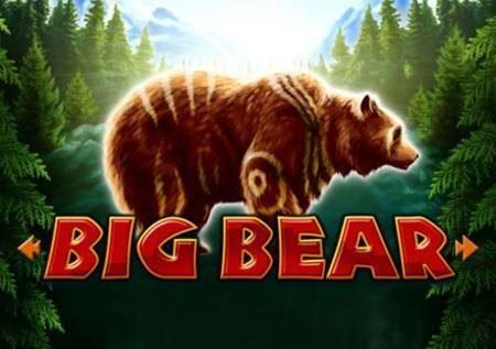 Big Bear – sehemu ya ardhi inayopendeza sana huko Alaska katika sloti ya video
