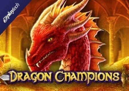 Dragons Champions – dragoni wa moto katika sloti mpya ya video
