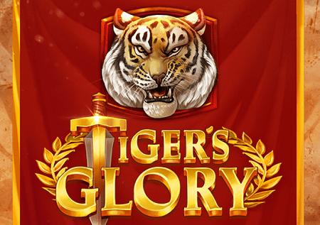 Tiger's Glory inawakilisha mapigano ya sanaa katika majaribio yaliyopo uwanjani