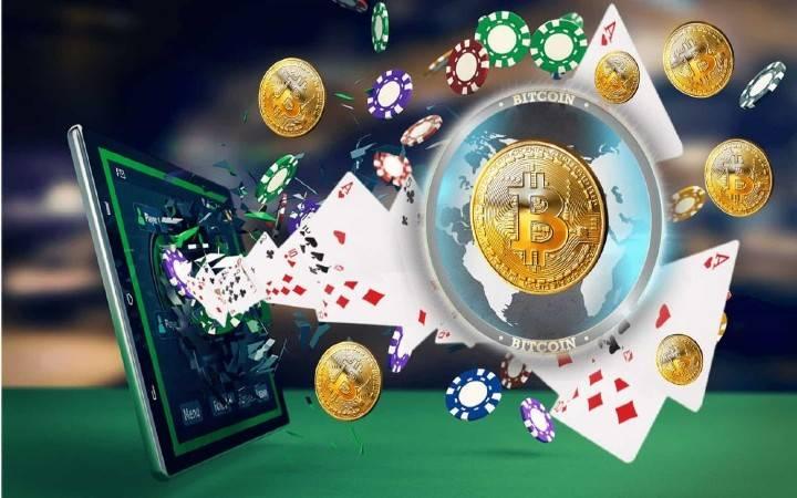 Bitcoin, Bonasi ya Kasino Mtandaoni