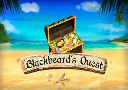 Blackbeard's Quest – haramia mwenye ndevu nyeusi na hazina iliyofichwa