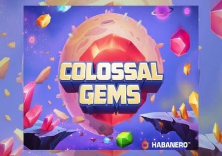 Colossal Gems – vito vitazindua bonasi kwako!