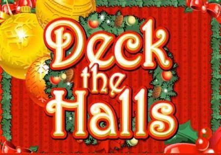 Deck the Halls – shinda zawadi ukiwa na vizidisho vya juu sana!
