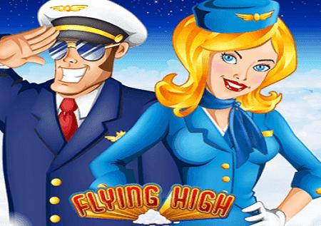 Flying High – sloti ya kasino mtandaoni inakupeleka kwenye nyota!