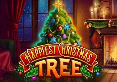 Happiest Christmas Tree inasambaza uzuri wa Mwaka Mpya!