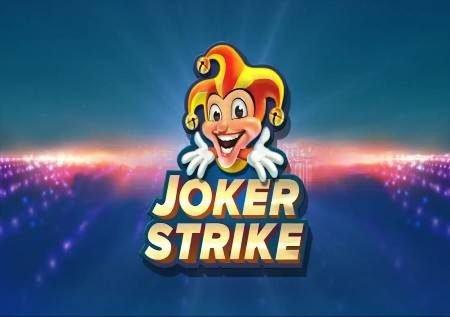 Joker Strike – gemu ya kasino mtandaoni yenye burudani ya aina yake!