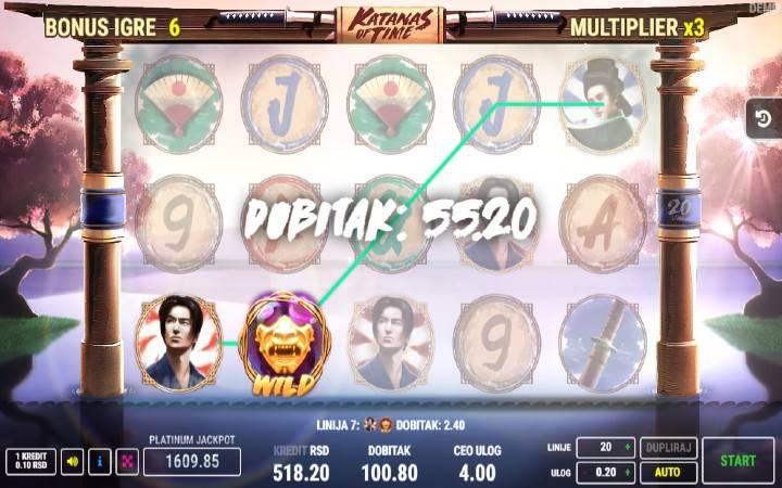 Jokeri na Kutawanya huleta mara 500 zaidi