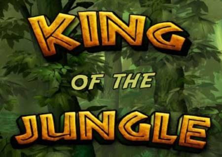 King of the Jungle – uhondo wa Kiafrika katika sloti mpya ya video!