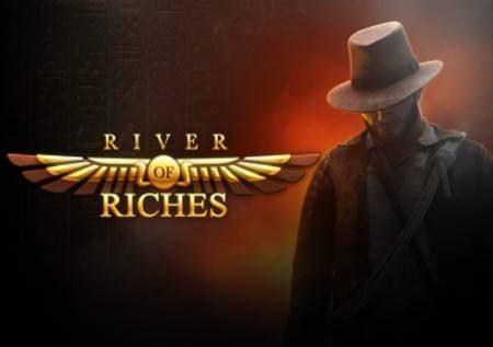 River of Riches – jiingize katika uhondo wa bonasi za gemu ya kasino!