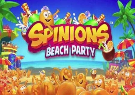 Spinions – Spinions inaleta raha ya majira ya joto katika sloti ya video
