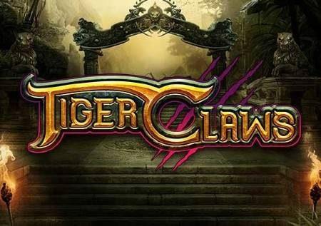Tiger Claws – chui anaweza kukuletea jakpoti kubwa!