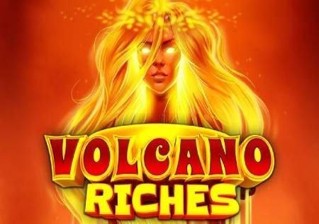 Volcano Riches – mlipuko wa volkano utakupa furaha