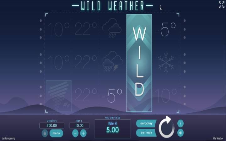 Alama za Wild Weather