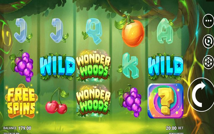 Kutana na alama za Wonder Woods