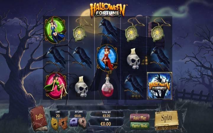 Sloti za Kasino za Kutisha za Mazimwi Halloween – 3