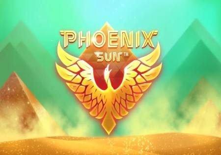 Phoenix Sun – phoenix mwenye moto ana nguvu kubwa katika gemu ya kasino!