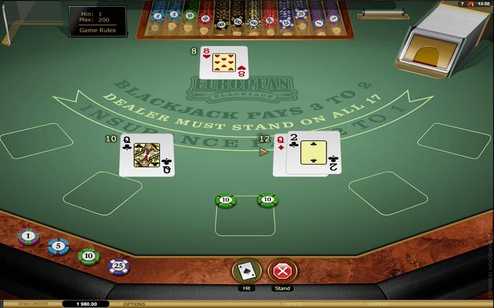 Aina iliyochezwa zaidi ya Blackjack, Atlantic City Blackjack Gold