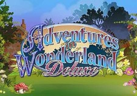 Adventures in Wonderland Deluxe inaleta gemu kubwa tatu za bonasi!