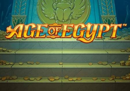 Age of Egypt – uhondo wa Misri katika sloti mpya ya video
