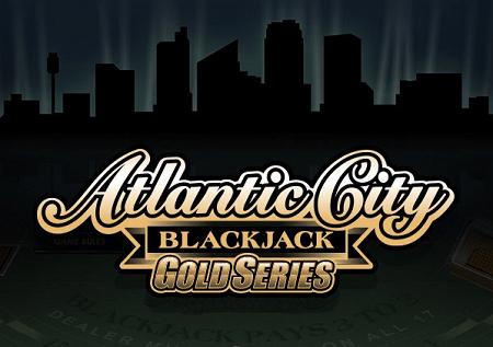Atlantic City Blackjack Gold inaleta blackjack katika muonekano wake!