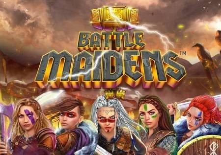 Battle Maidens – mashujaa wa Viking wanaleta bonasi zenye uzuri!