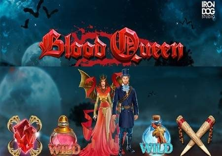 Blood Queen – sloti ya kutisha ikiwa na bonasi za kushangaza