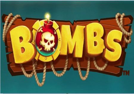 Bombs – sloti ya video mtandaoni ambayo inakupatia bonasi za mlipuko!