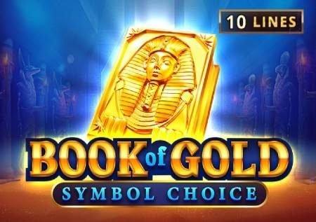 Book of Gold: Symbol Choice – kutoka kwenye kuchagua mpaka kwenye ushindi