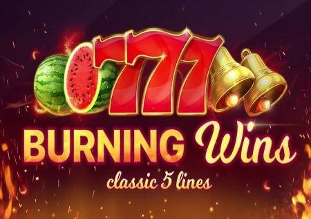 Burning Wins: Classic 5 Lines – kitu bomba kisichosahaulika!