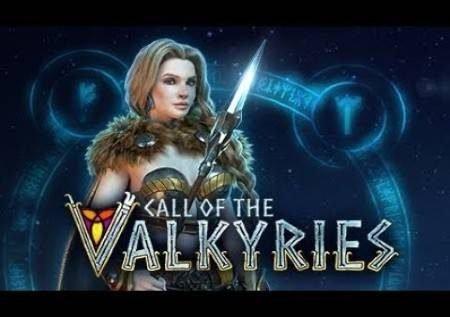 Call of the Valkyries – gemu ya kasino yenye jokeri wakubwa na bonasi!
