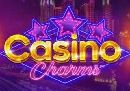 Casino Charms – zungusha gurudumu la bahati kwa ajili ya bonasi kubwa!
