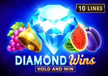Diamond Wins: Hold and Win – jakpoti kubwa inakusubiri