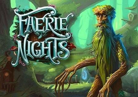 Faerie Nights – sloti ya ajabu inayowakilisha maajabu yanayotokea!